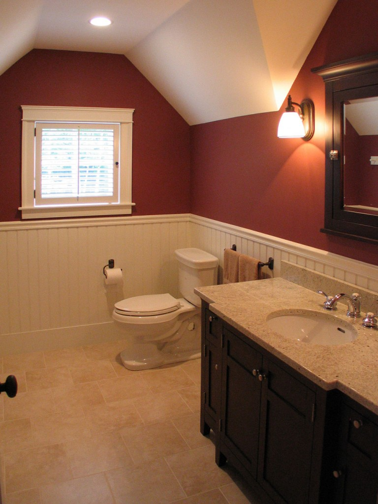Bathrooms-Red-Room